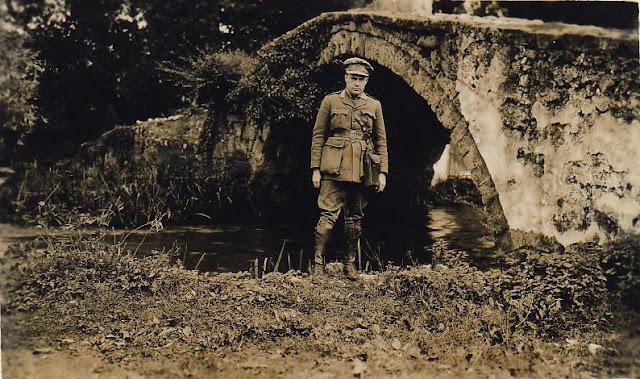 Στη Βυζαντινή γέφυρα το 1917