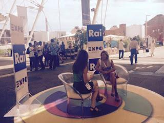 luglio - expo 2015: intervista a mamma rai