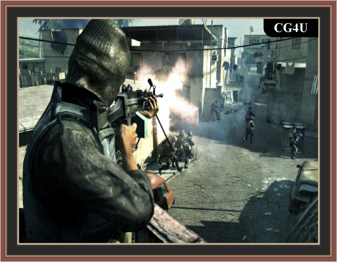 Call Of Duty 4 - Modern Warfare Screenshot