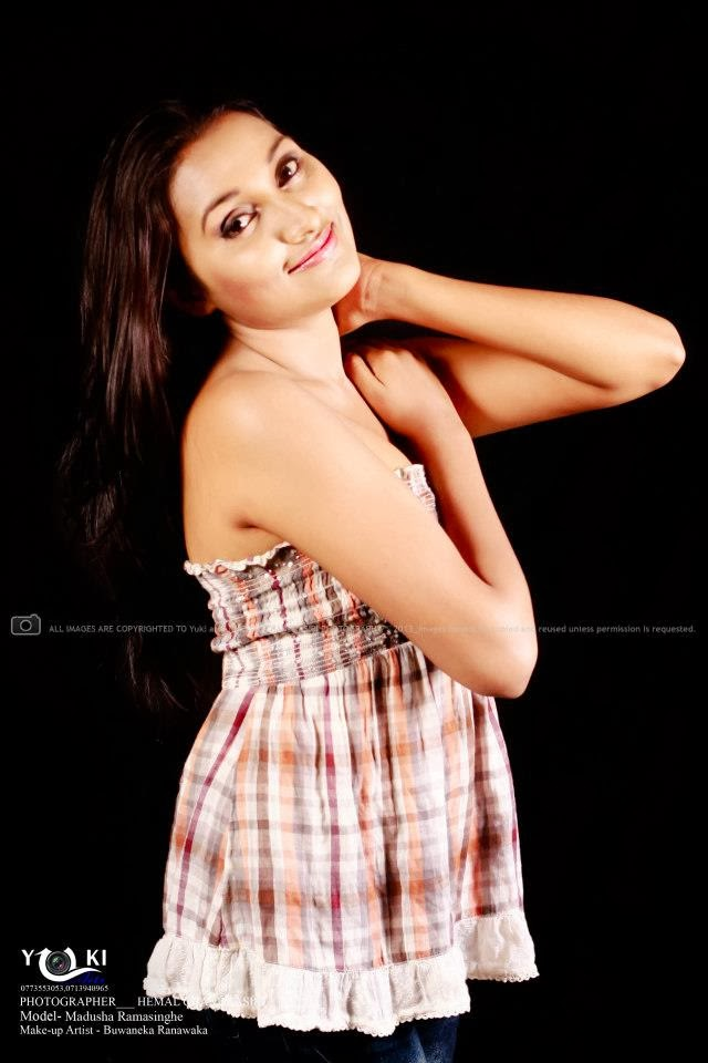 Madusha Ramasinghe cute