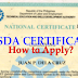 How to Apply for Assessment and Certification in TESDA (NC/COC)