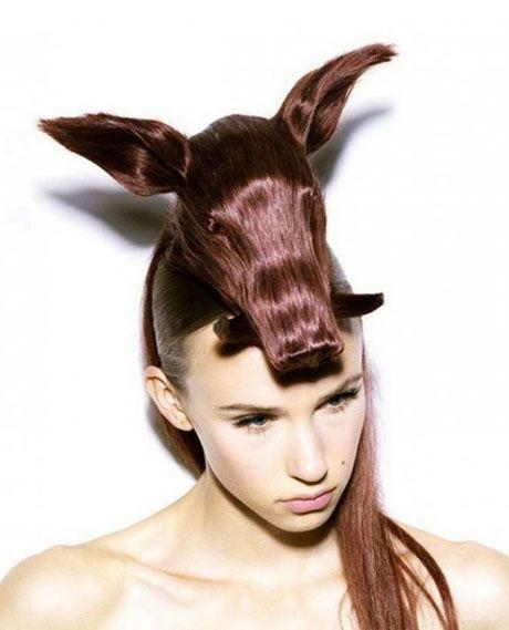 Really Cool Pictures: Weird Hairstyle