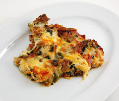 Pizza Bake w/Zuchinni