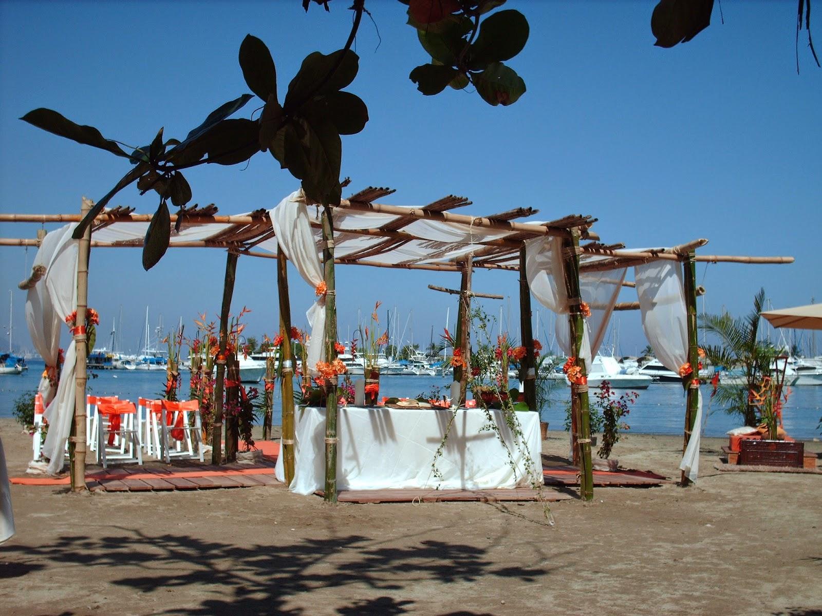 Best beach wedding locations in california