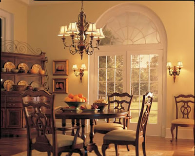 Chandelier Dining Room Style