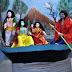 श्री कृष्ण जन्माष्टमी के अवसर  पे जौनपुर मे सजी झांकियां |