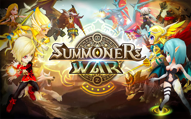 Summoners War: Sky Arena Cover