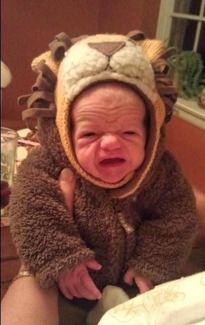 El bebé más viejo del mundo