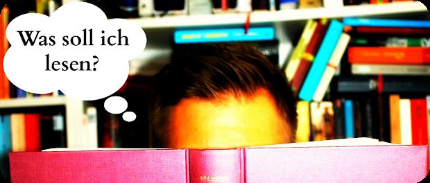 Was soll ich lesen? - Bücherblog