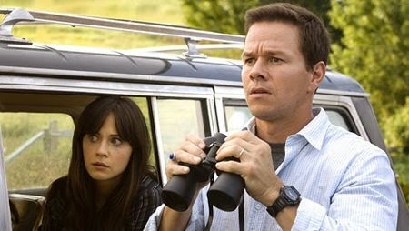 El incidente, Mark Wahlberg y Zooey Deschanel
