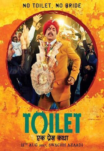 Toilet Ek Prem Katha 2017 Official Trailer 720p HD Download
