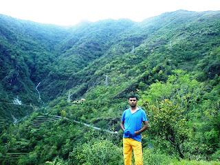 Trekking At Bhagori Village, Fakot, Uttarakhand