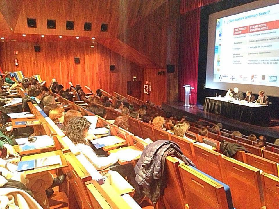 Jornada Sociosanitaria en Tolosa (Guipuzcoa)