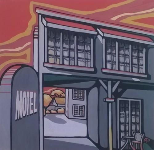 Motel 3 by Alisa Perks
