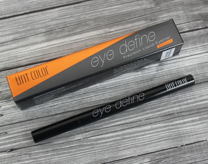 UNT Color Cosmetics Eye Define Liquid Eyeliner