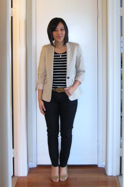 Putting Me Together: Black Jeans