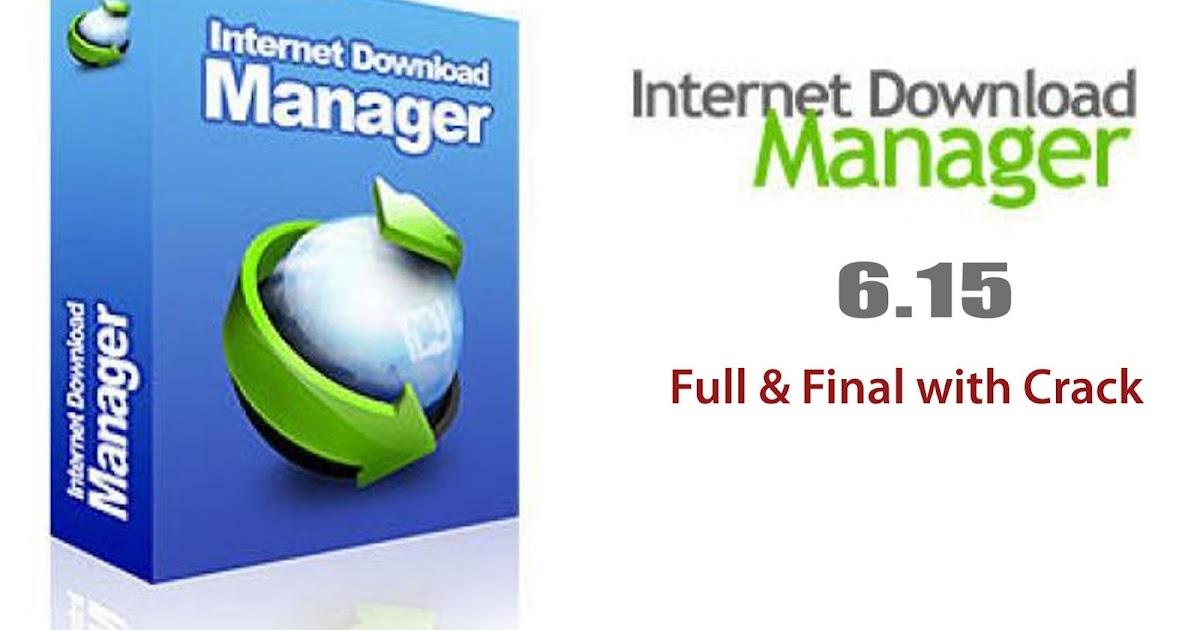 Internet download manager 6.15 full crack free