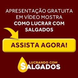 CURSO ONLINE DE SALGADOS