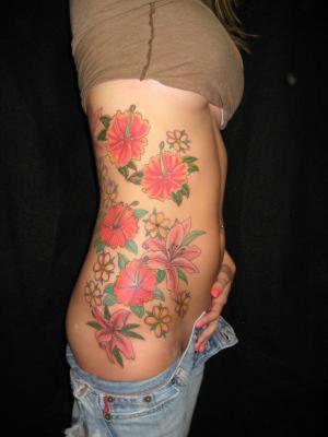 Flower Tattoos :Part 1