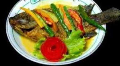 Gulai Ikan Mas