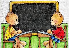 à l'école puzzle