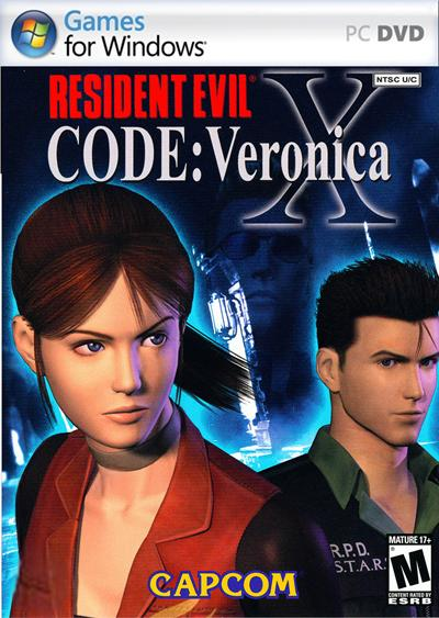 Download Resident Evil Code Veronica X [Español] [Full ISO]