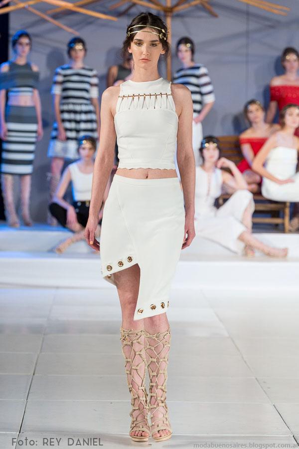 DOT by Laurencio Adot primavera verano 2016. Moda primavera verano 2016 mujer.