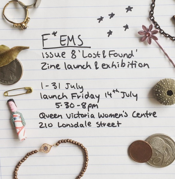 F*EMS Issue 8 Launch