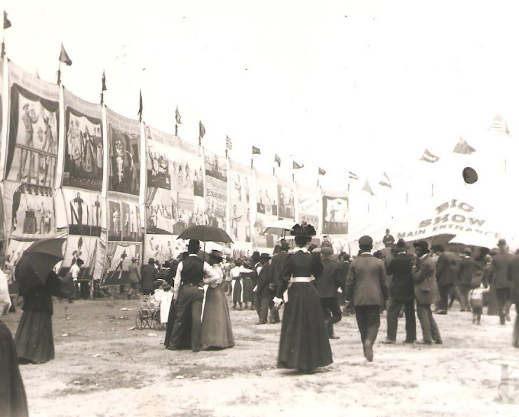 On the Ringling Midway, 1898
