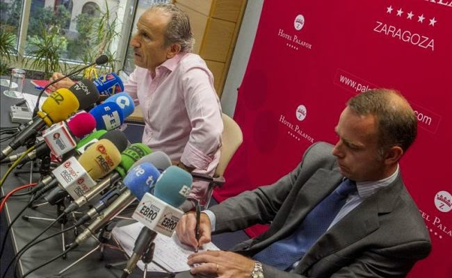 fundación 2032 se hace con el real Zaragoza