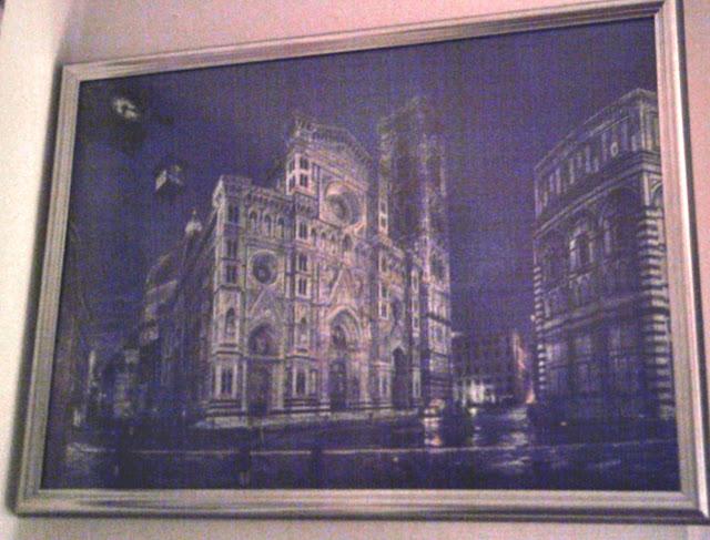 Santa_Maria_Del_Fiore_Cathedral_Florence_puzzle_hdr_1000_parça_çerçeve