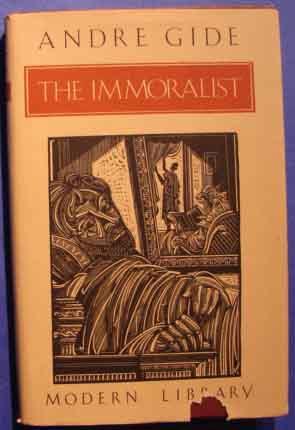 Zen Throw Down: Andre Gide, 'The Immoralist' (1902)