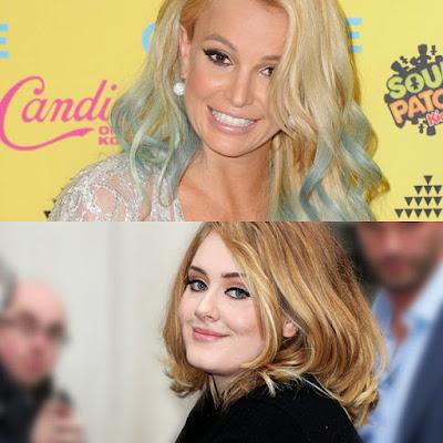 Britney Spears baila ballet al ritmo de Adele