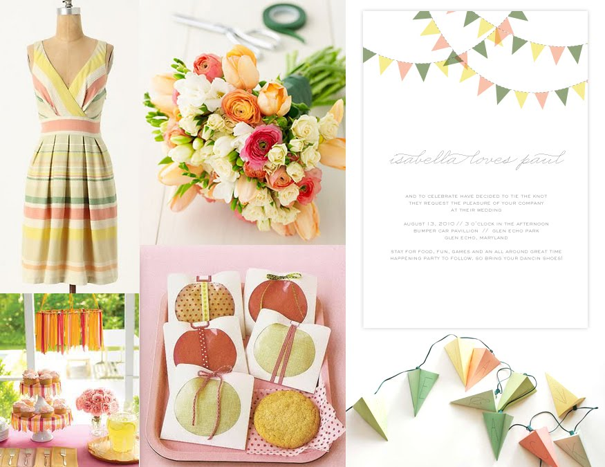 All Things Lovely: Milkmaid Press : Picnic in the Park