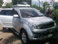 Pengambilan, Pengecekan Daihatsu Terios B 8326 CY Jakarta-Banjarmasin