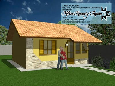 Projeto minha casa minha vida