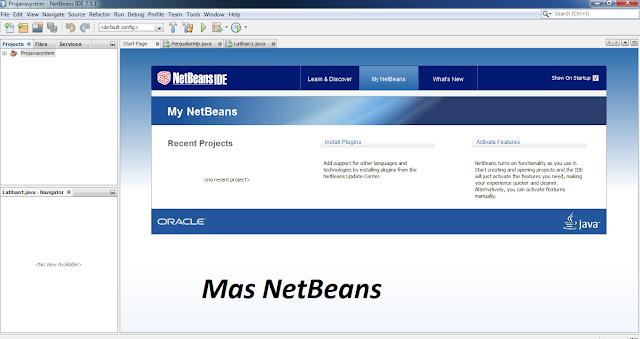 Pengertian NetBeans Menurut Wikipedia