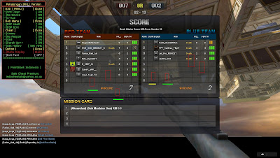 Cheat PB Point Blank Terbaru 23 Juli 2012