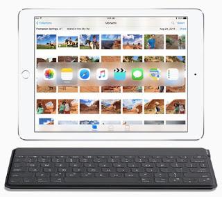 Bluetooth klavye ile iPad daha güçlü hale geldi.