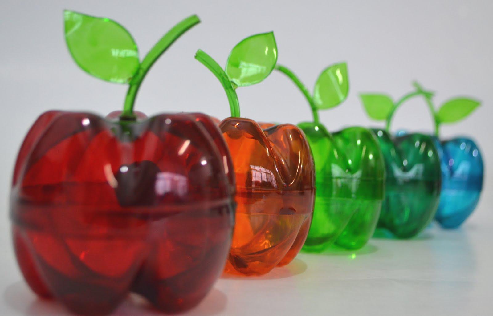 Blog da cyda ma de pet - Objetos de reciclaje ...