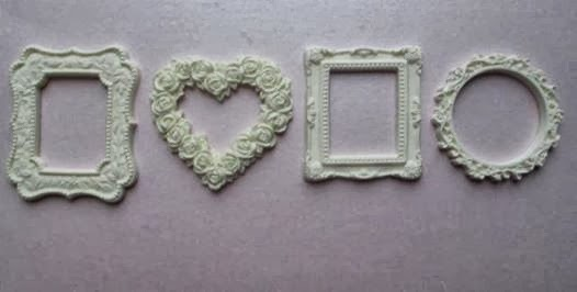 Brilliant frames for cardmaking