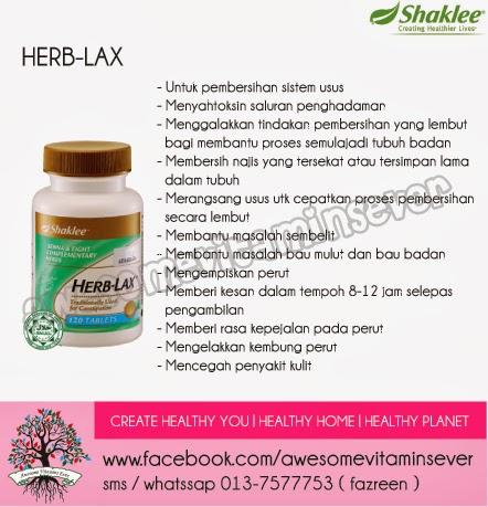 fungsi herblax