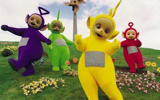 Conheça a história e relembre a abertura do programa infantil Teletubbies, produzido entre 1997 e 2002.