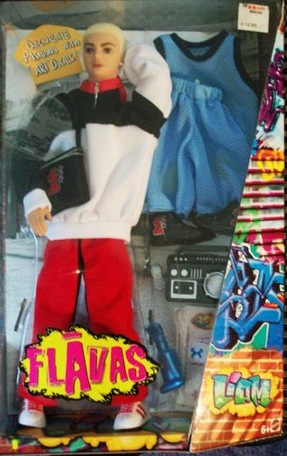Flavas Sporty Liam by Mattel
