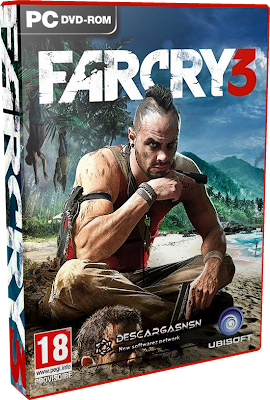 Far Cry 3 PC-Game DVD
