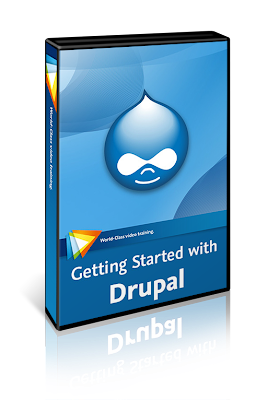 Video2Brain: Getting Started with Drupal (2012)