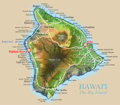 Second Stop - Hawaii Island