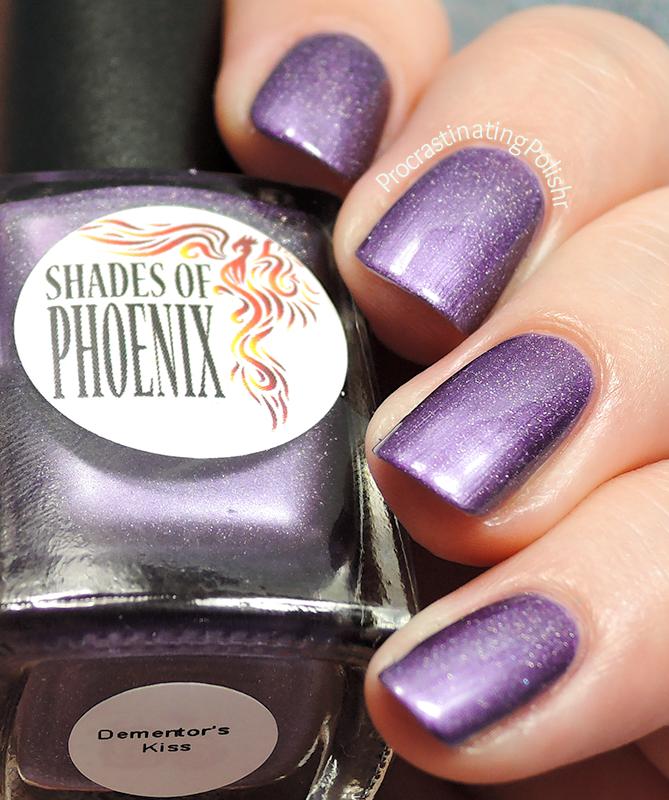 Shades of Phoenix - Dementor's Kiss