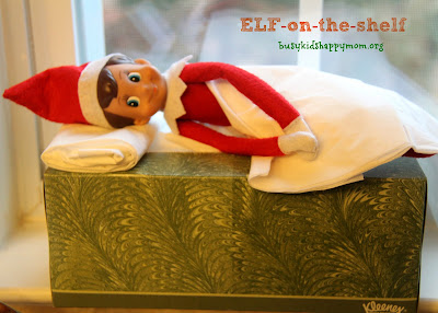 Ideas for Christmas Fun with your Elf-on-the-Shelf