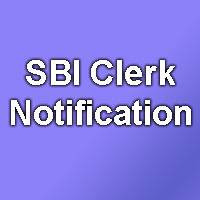 SBI Vacancies 2015 for Clerk post